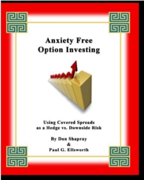 Anxiety Free Option Investing Book